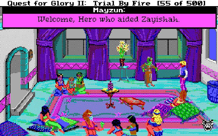 Quest for Glory 1-5 3