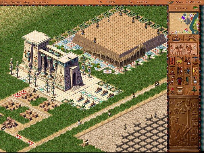 Pharaoh + Cleopatra 2