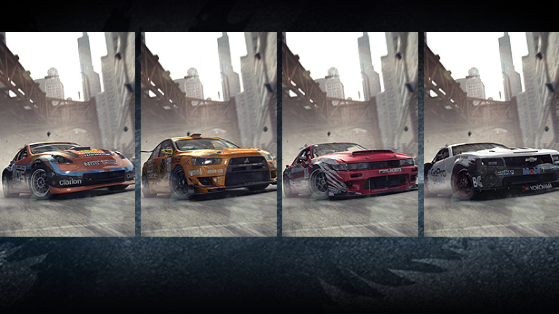 Grid 2 Drift Pack 5