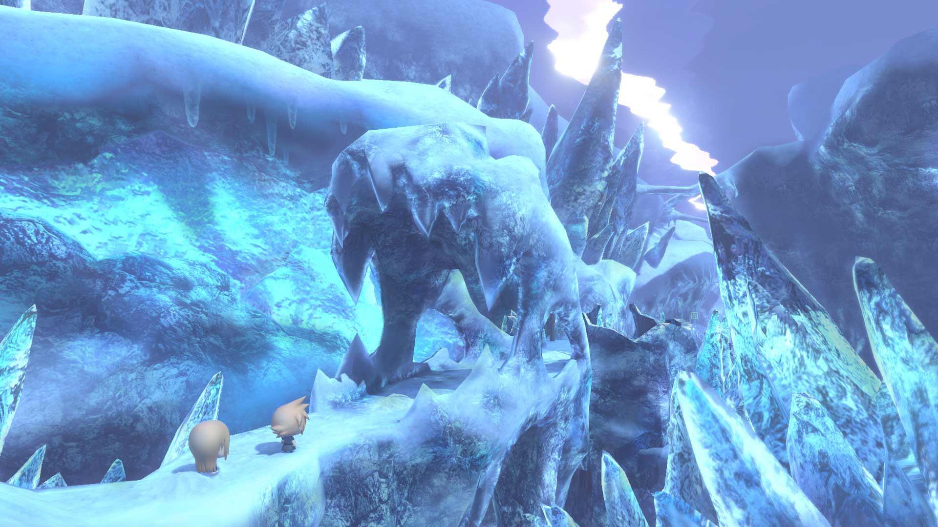 World of Final Fantasy 10