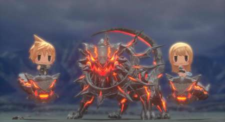 World of Final Fantasy 4