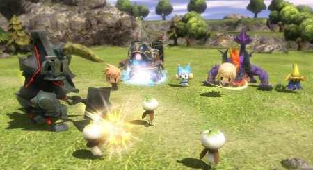 World of Final Fantasy 8