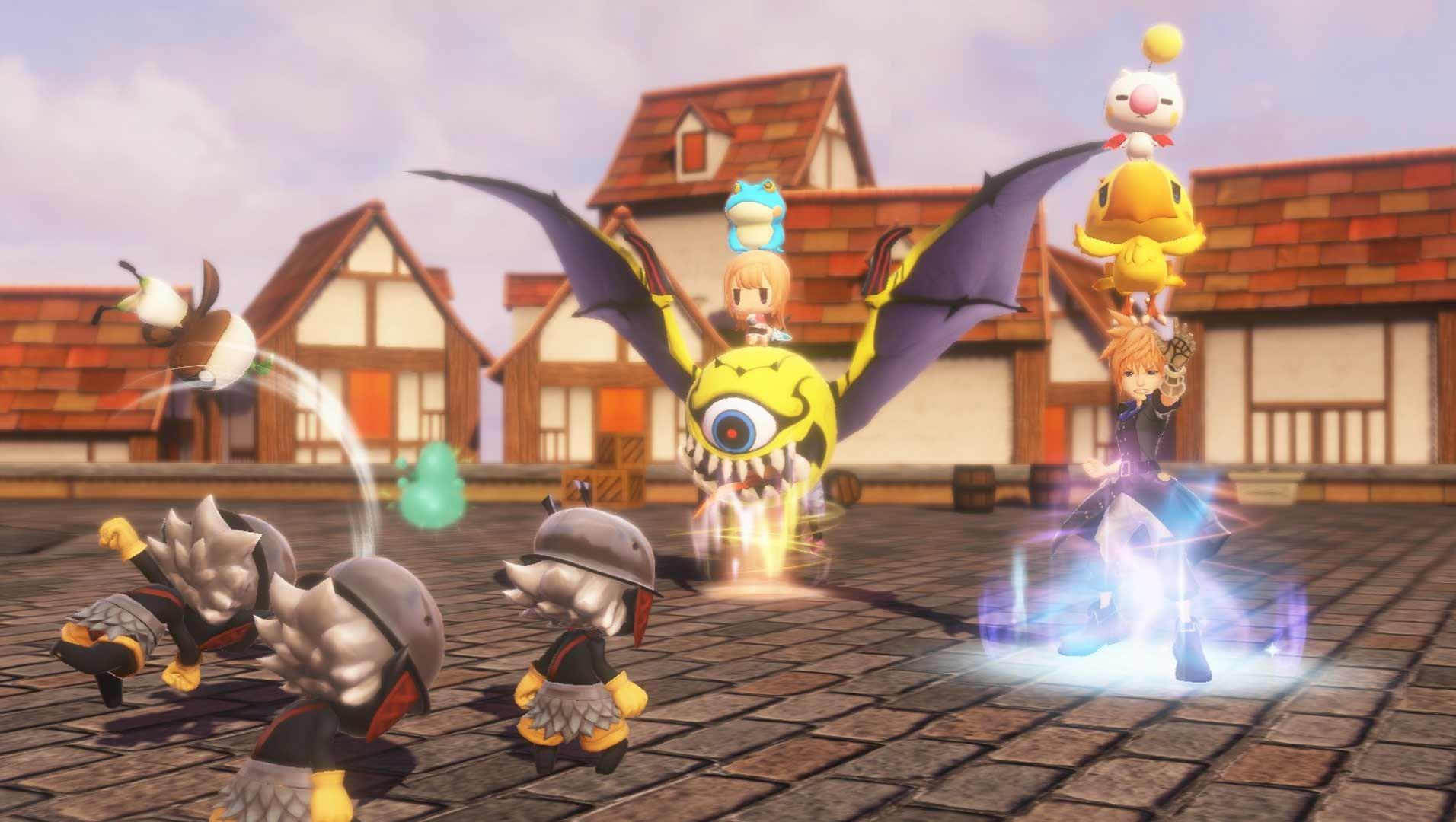 World of Final Fantasy 6