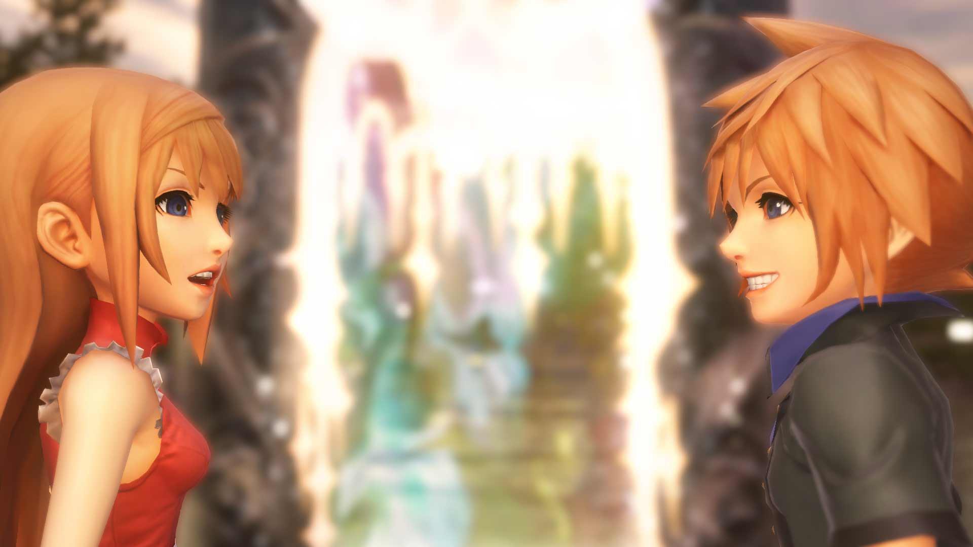 World of Final Fantasy 7