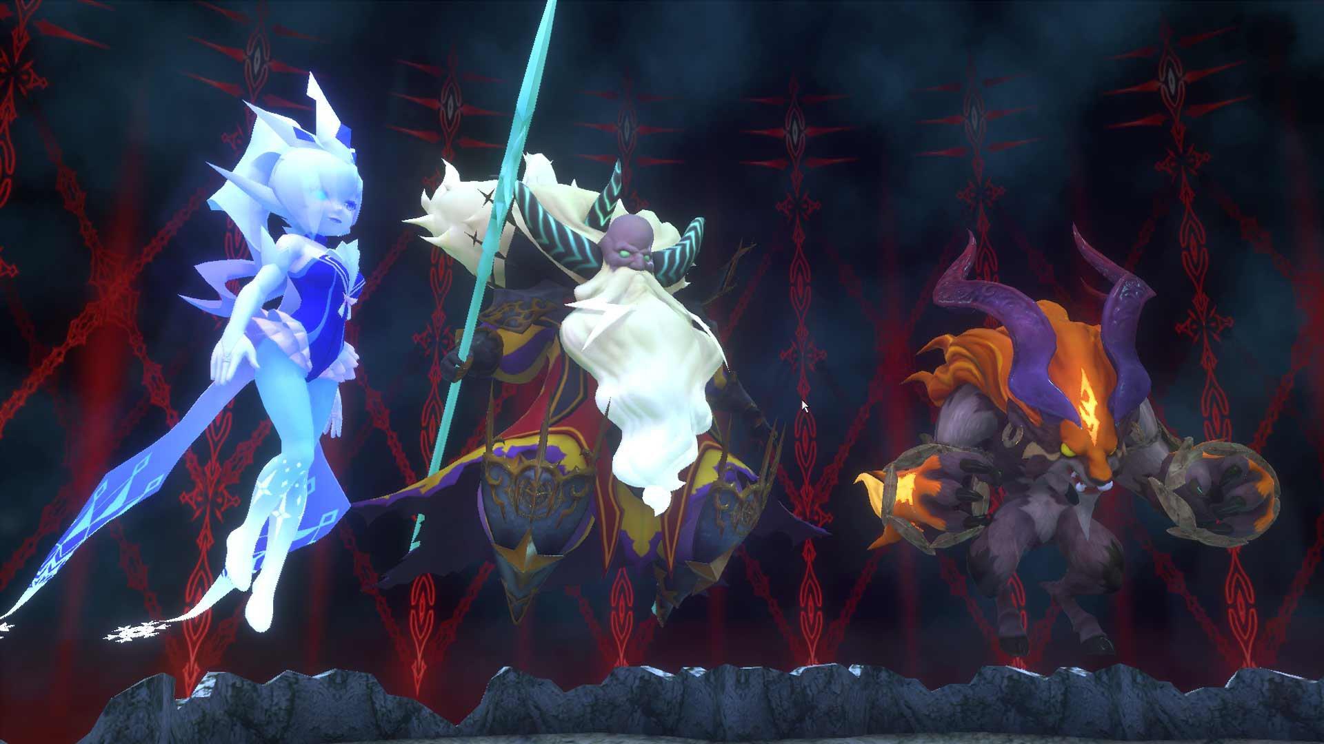 World of Final Fantasy 9