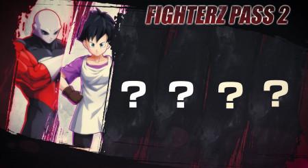 Dragon Ball Fighterz FighterZ Pass 2 1
