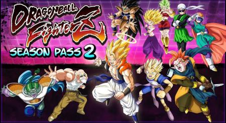 Dragon Ball Fighterz FighterZ Pass 2 2