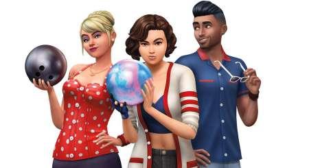 The Sims 4 Bowlingový večer 2