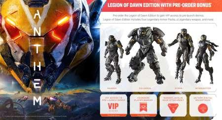 Anthem Legion of Dawn Edition Upgrade 1