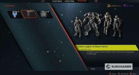Anthem Legion of Dawn Edition Upgrade 4