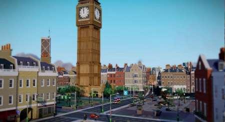 SimCity British City Pack 2011
