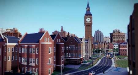 SimCity British City Pack 2012