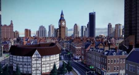 SimCity British City Pack 2013