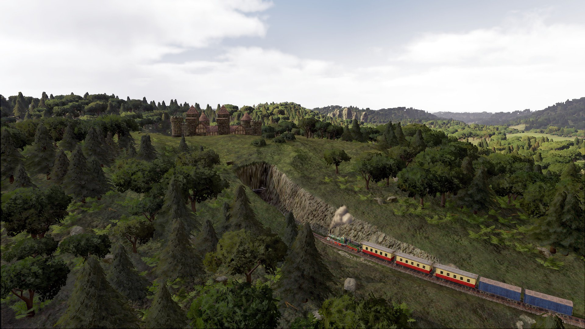 Railway Empire Germany 2