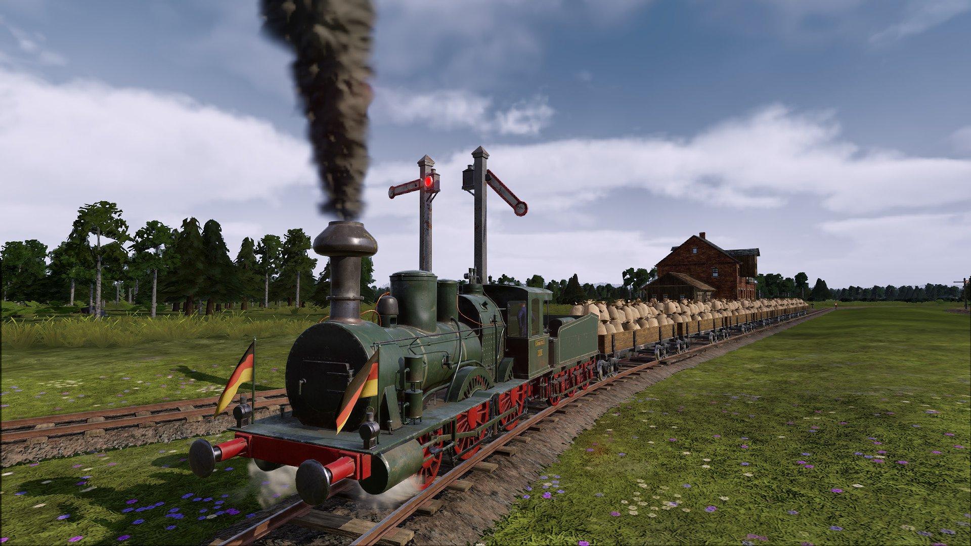 Railway Empire Germany 4