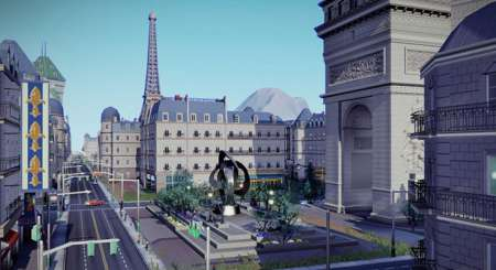 SimCity French City Pack 2016