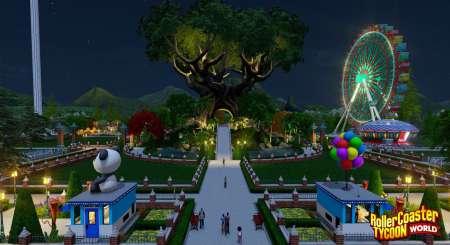 RollerCoaster Tycoon World 1
