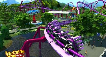 RollerCoaster Tycoon World 5