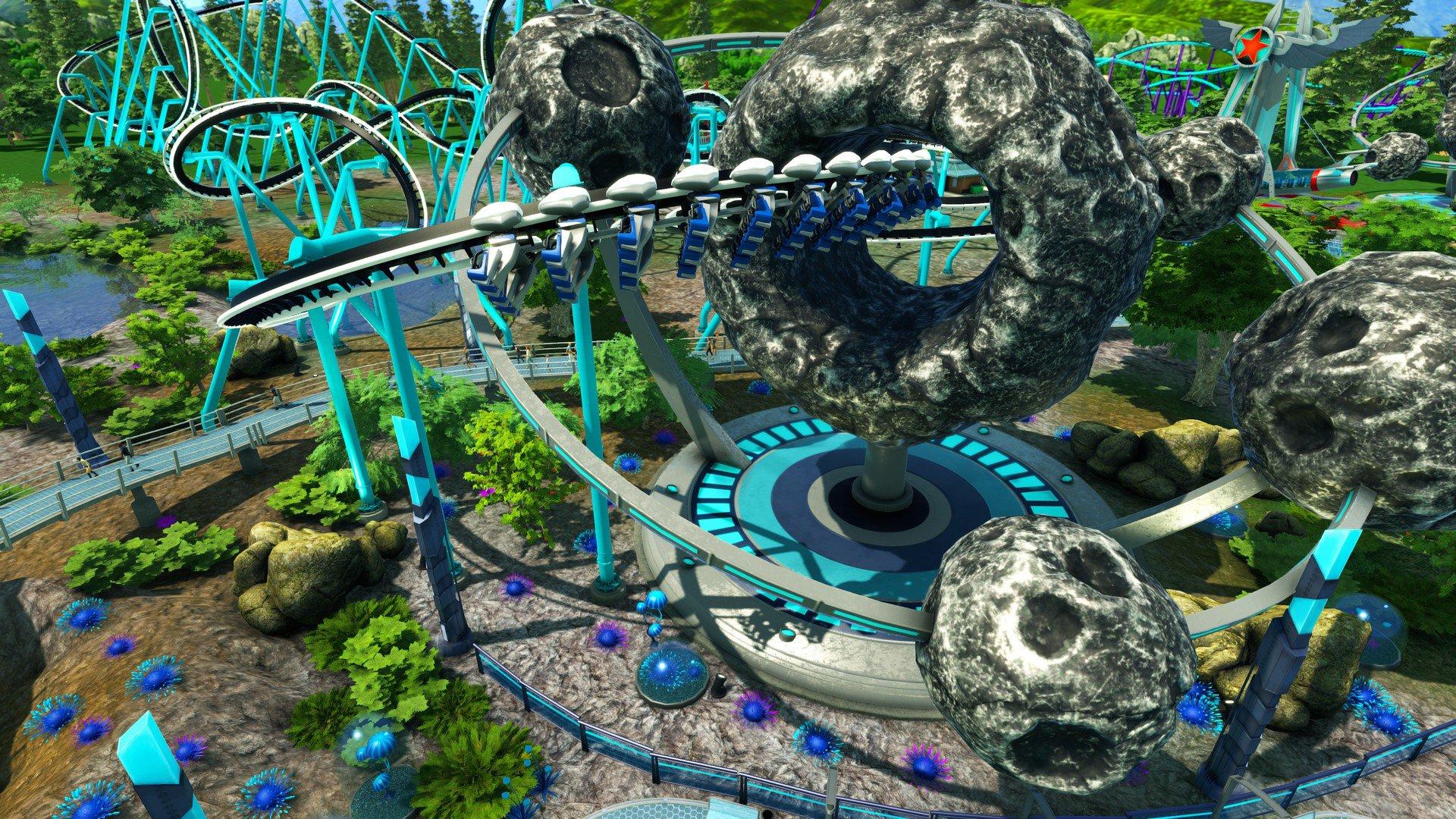 RollerCoaster Tycoon World 6