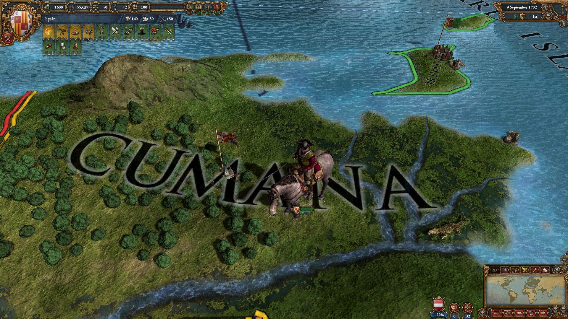 Europa Universalis IV Conquistadors Unit pack 8
