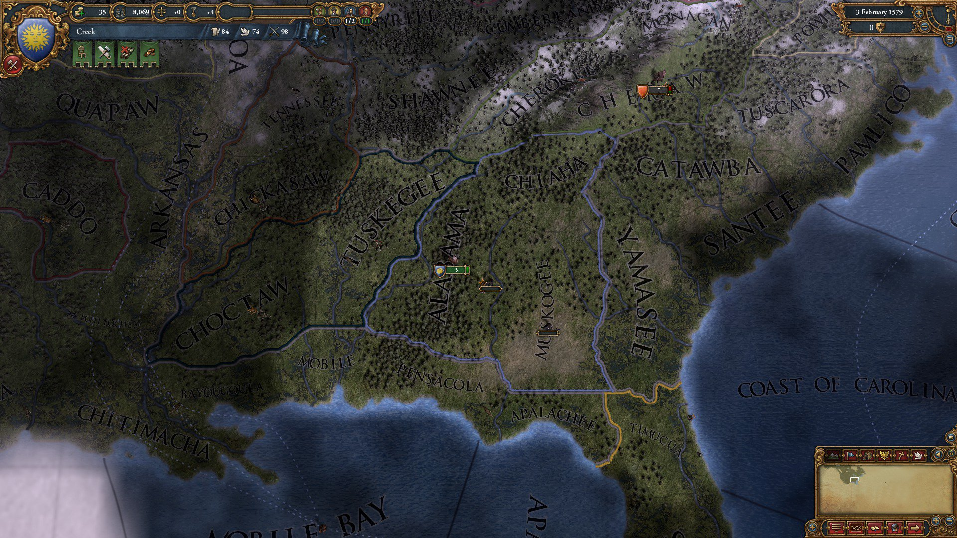 Europa Universalis IV Songs of the New World 11