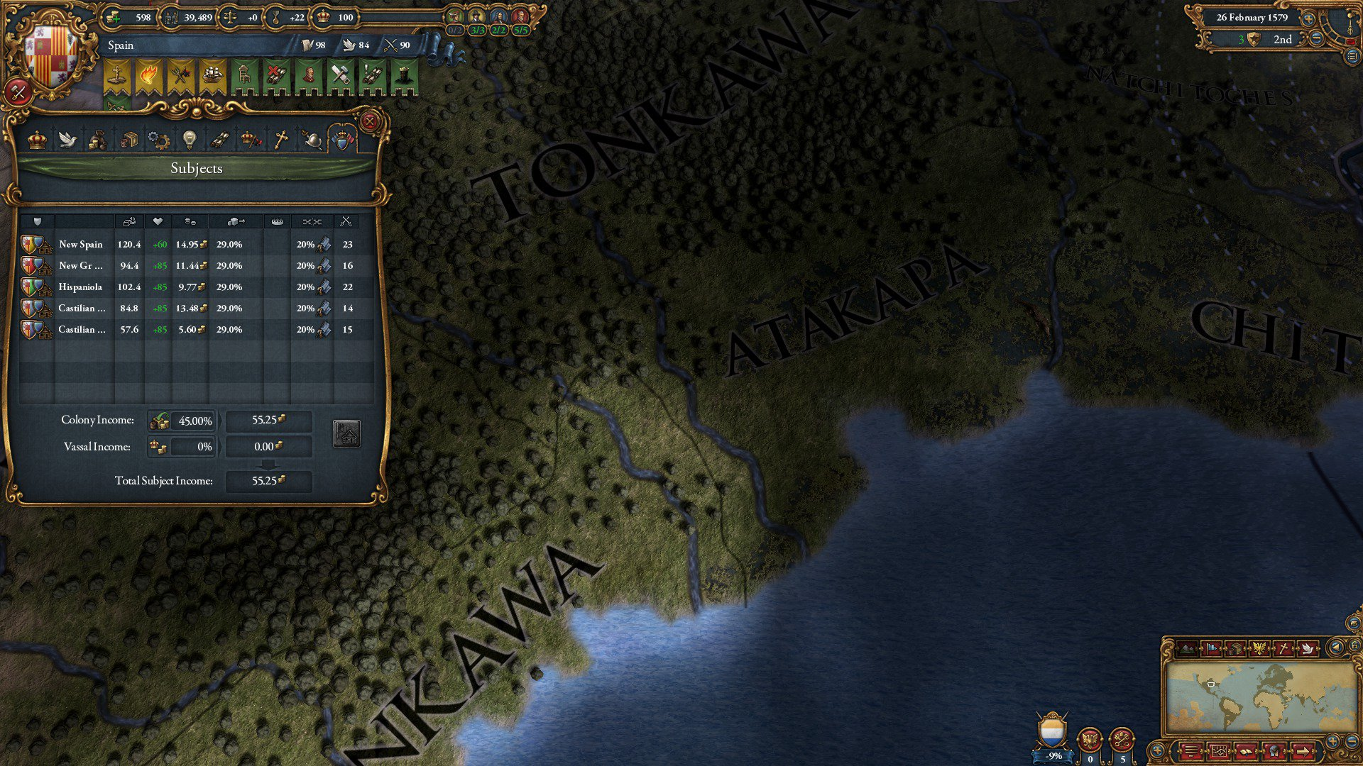 Europa Universalis IV Songs of the New World 6