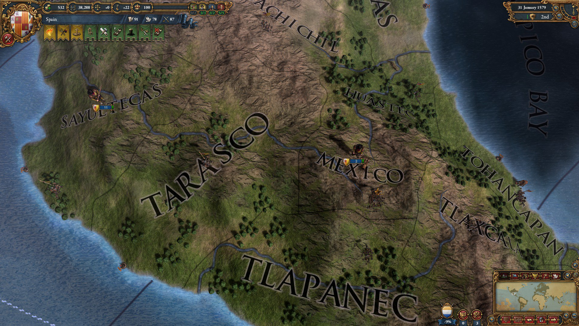 Europa Universalis IV Songs of the New World 8