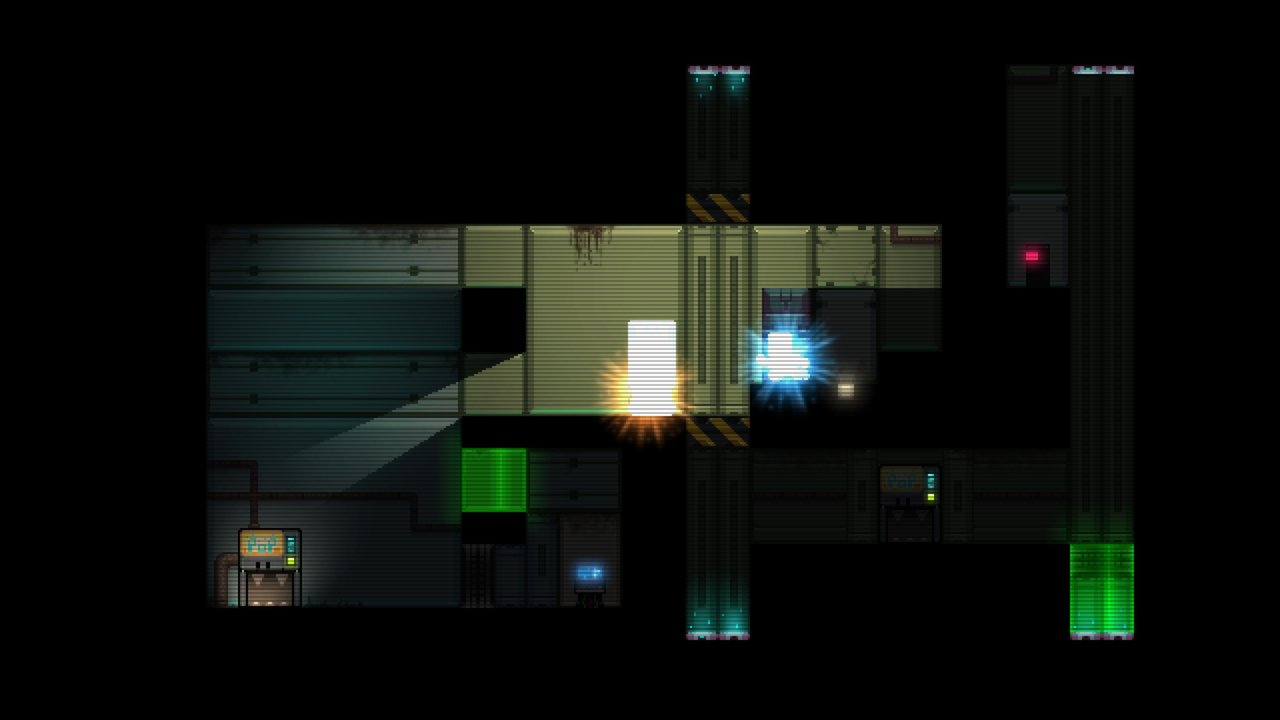 Stealth Bastard Deluxe The Teleporter Chambers 8