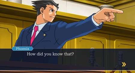 Ace Attorney Trilogy 8