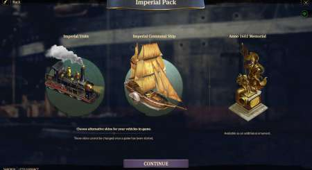Anno 1800 Imperial Pack 3