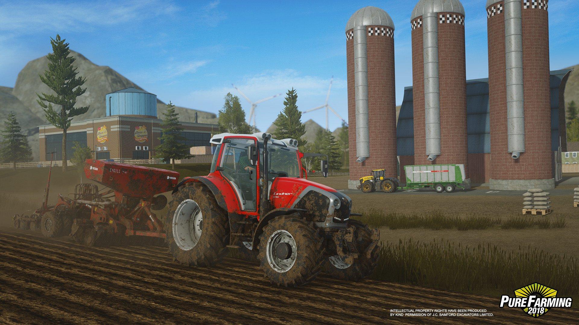 Pure Farming 2018 Deluxe 12