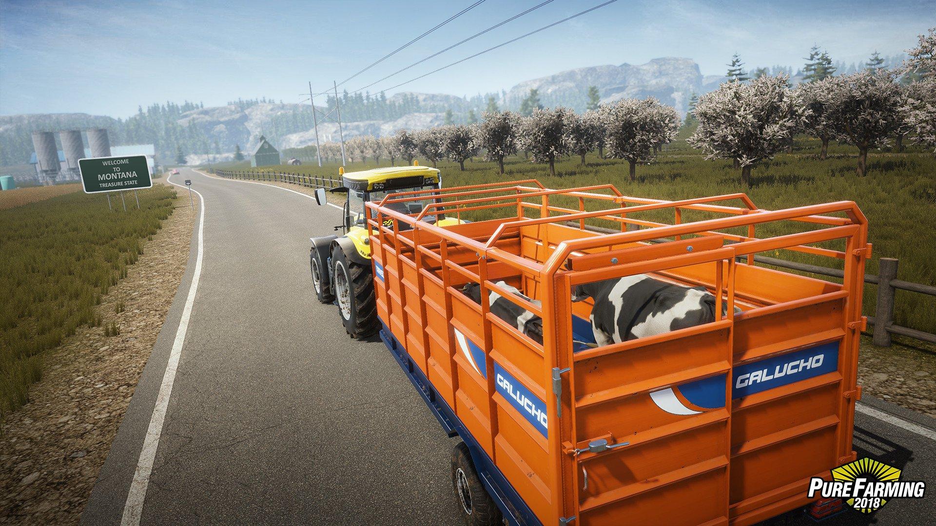 Pure Farming 2018 Deluxe 14