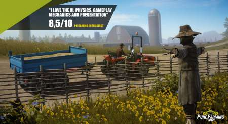 Pure Farming 2018 Deluxe 1