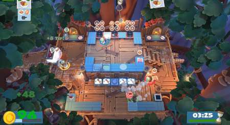Overcooked! 2 Campfire Cook Off 1