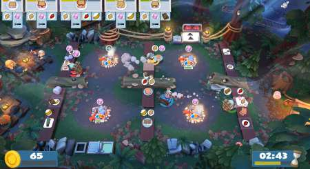 Overcooked! 2 Campfire Cook Off 2