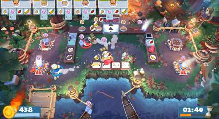 Overcooked! 2 Campfire Cook Off 6
