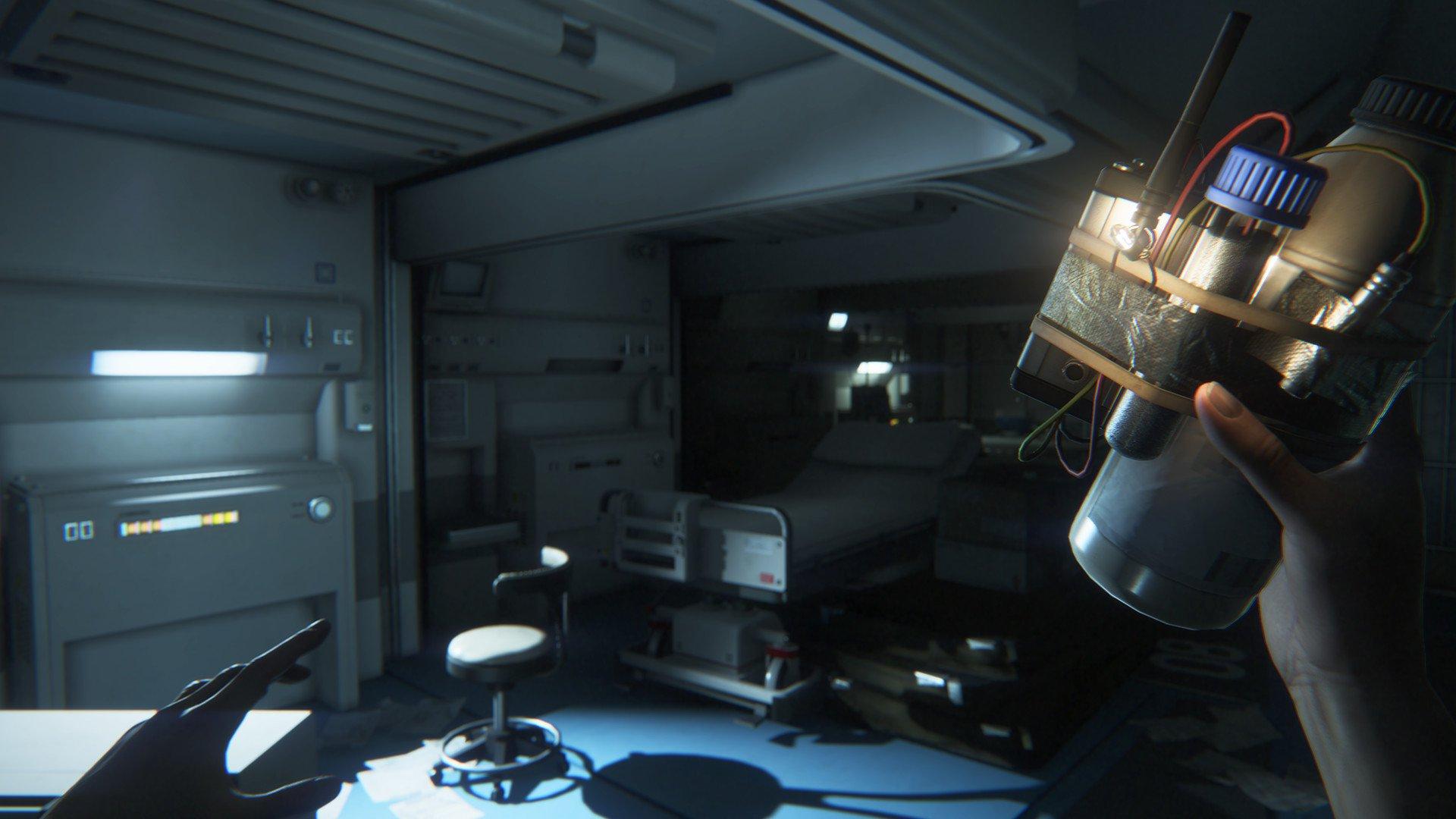 Alien Isolation Last Survivor 5