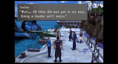 Final Fantasy VIII 8