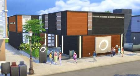 The Sims 4 Návštěva v lázních 2