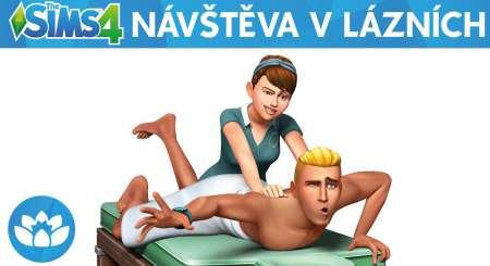 The Sims 4 Návštěva v lázních 5