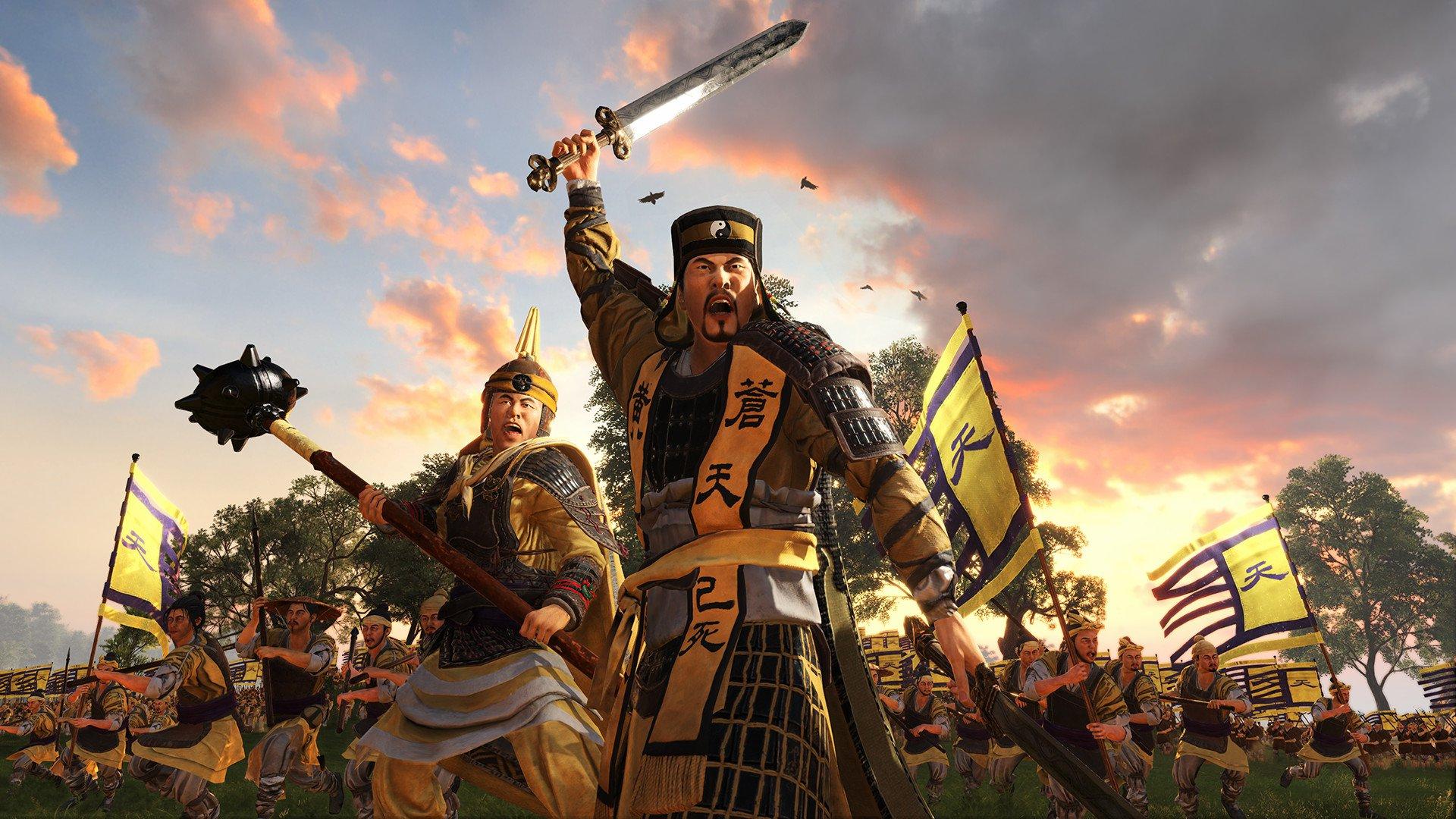 Total War THREE KINGDOMS Yellow Turban Rebellion 8