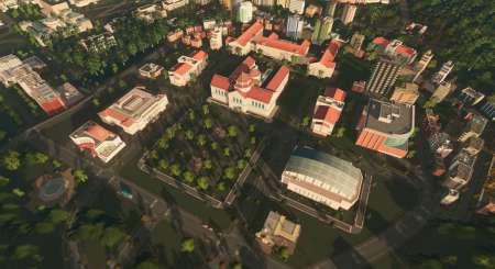 Cities Skylines Campus 1