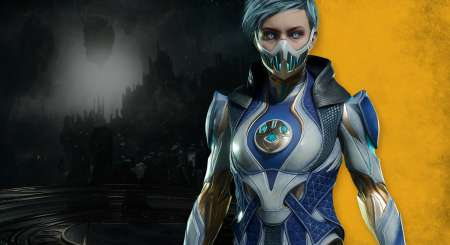 Mortal Kombat 11 Frost 1