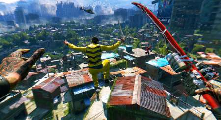 Dying Light Bad Blood Founders Pack 4