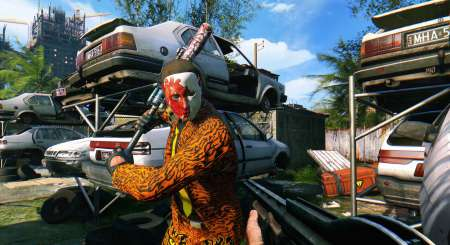 Dying Light Bad Blood Founders Pack 5