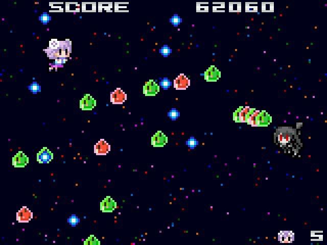 Neptunia Shooter 12