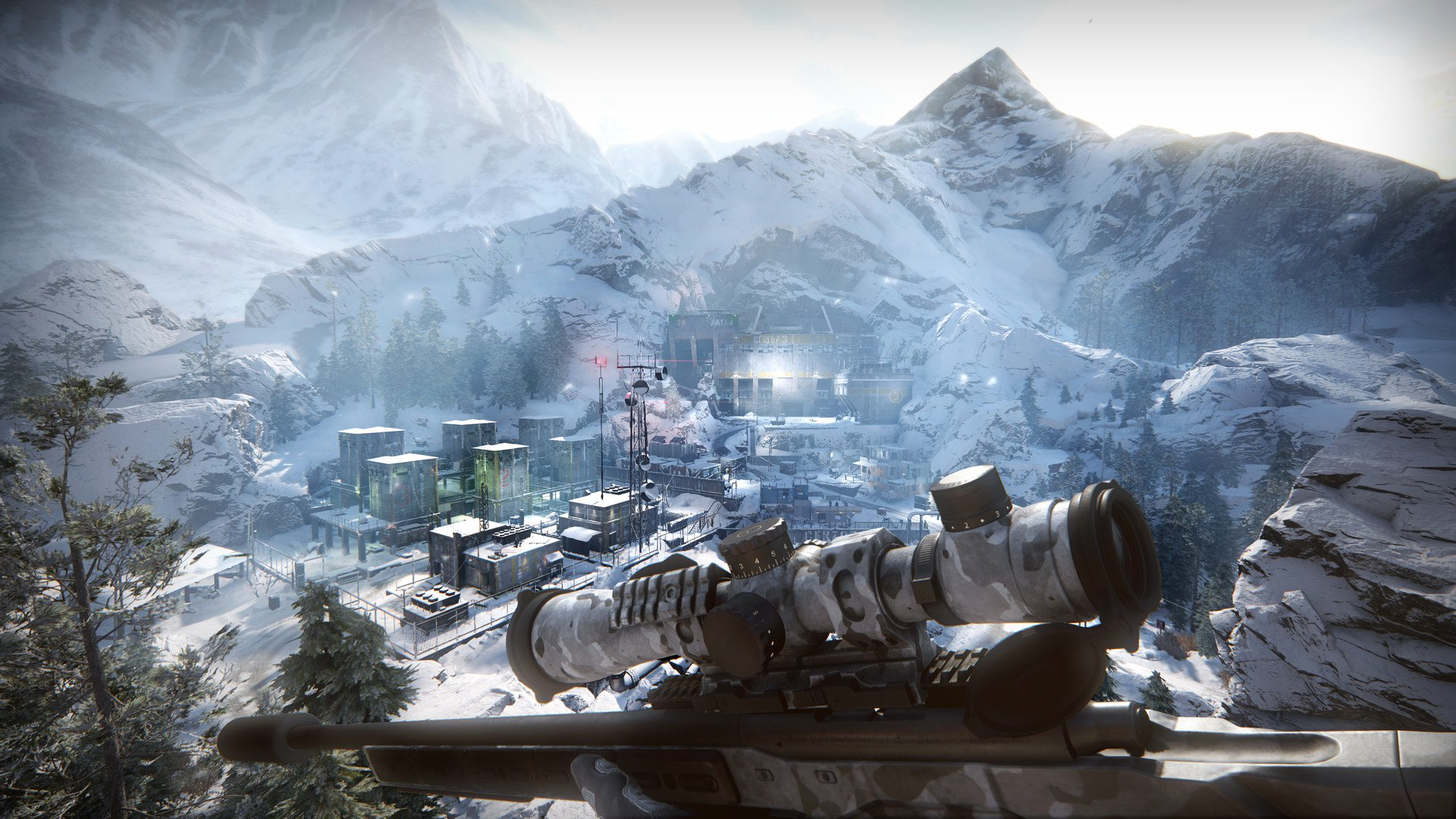 Sniper Ghost Warrior Contracts 6