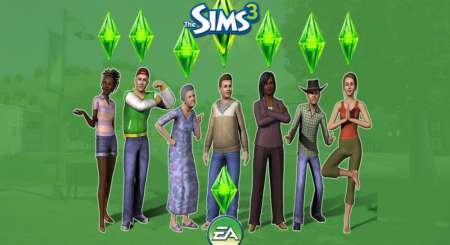 The Sims 3 1000 bodů 1998