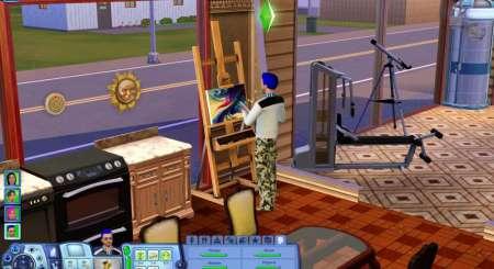The Sims 3 1000 bodů 2000