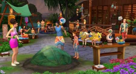 The Sims 4 ŽIvot na ostrově 2